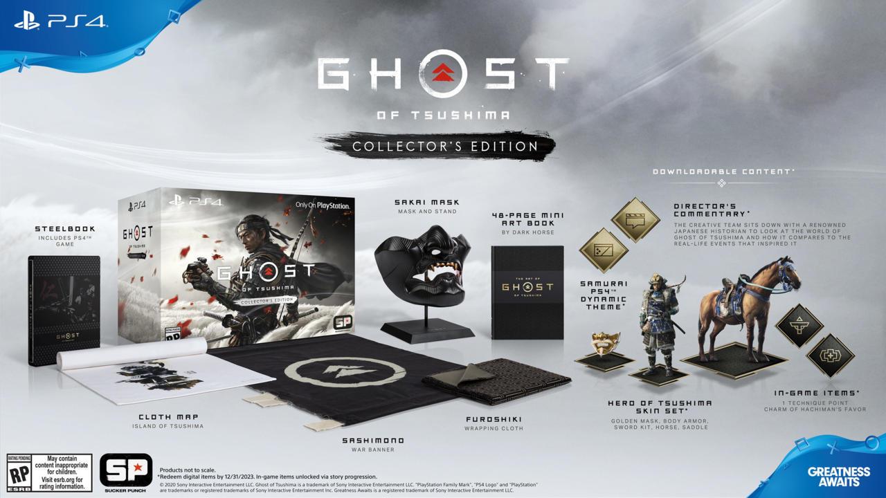 Ghost Of Tsushima hé lộ ngày ra mắt ngay trong năm nay - Ảnh 3.