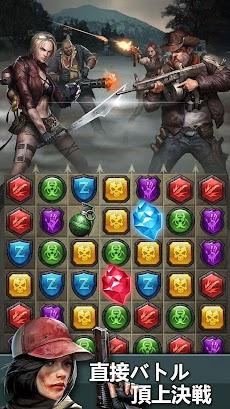 Zombies & Puzzles: RPG Match 3のおすすめ画像4
