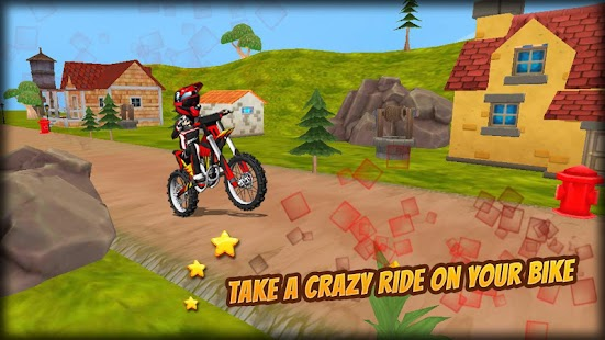 Moto Bike Ride screenshot