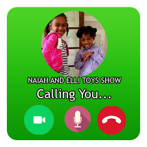 Call Prank Naiah And Elli Toys Show