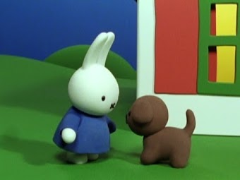 Miffy Meets Snuffy/Miffy's Gift from Boris