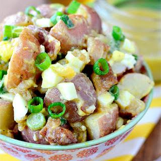 Ultimate Red Skinned Potato Salad Recipe