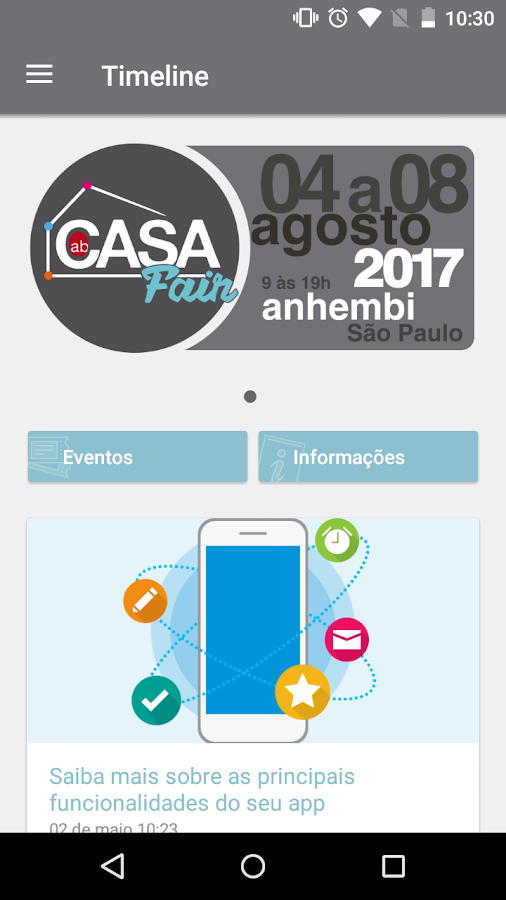 ABCasa Fair- screenshot