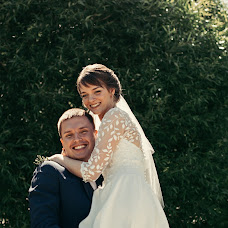 Wedding photographer Marina Vasilevskaya (hanphoto). Photo of 02.06.2018