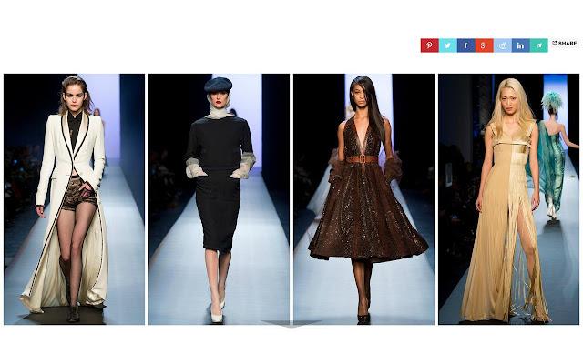 Designer Clothes Tab