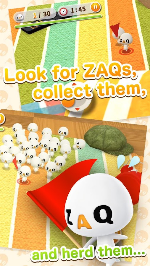 LEAD ZAQ- screenshot
