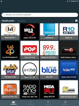 Download Radio Argentina: Radio FM, Radio AM, Radio Online APK