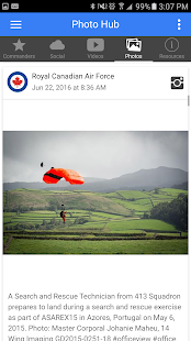 Canadian Armed Forces- screenshot thumbnail