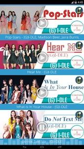 (G) I-DLE – Top Ringtones Korea 1.0.139 Download APK Mod 3