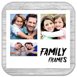 Family Image collage maker Icon