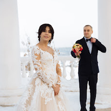 Wedding photographer Maksim Gulyaev (maxgulyaev76). Photo of 07.02.2018