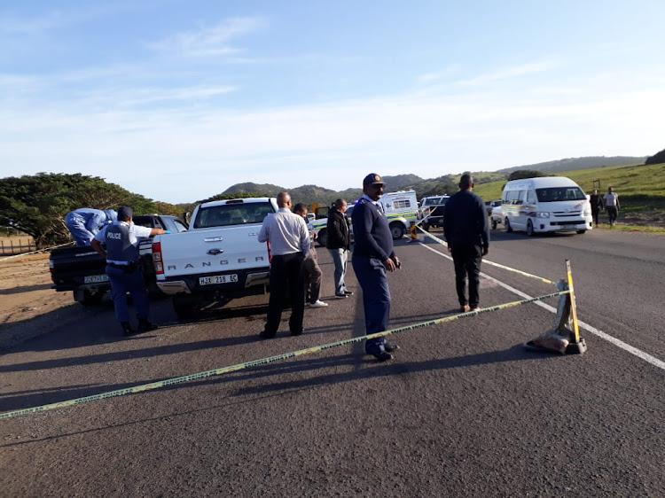 Police have arrested three men on R72 outside Port Alfred