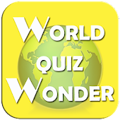 World Quiz Wonder - Country capital, Country Flag