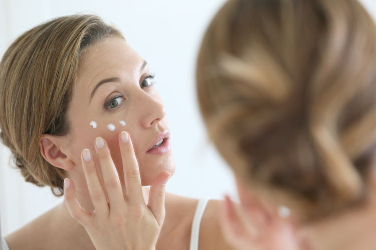 How often do you check the ingredients on a face cream's packaging before applying it?