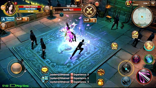Age of Wushu Dynasty Mod Apk Download For Android and Iphone 6