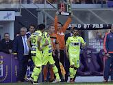 """Mbark Boussoufa a fait son retour au Parc Astrid: """"L'ovation des supporters m'a fait plaisir"""""""