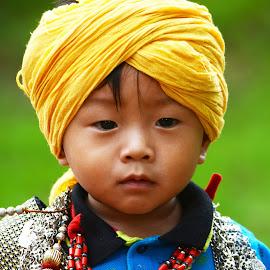 Kim  by Asif Bora - Babies & Children Child Portraits (  )