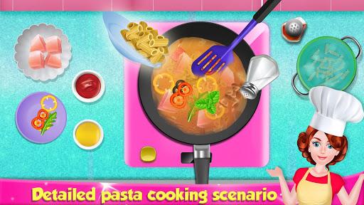 Fabricant de pâtes italiennes: cuisine  captures d'écran 2