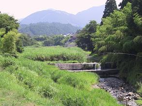 Photo: 平子橋より田村川