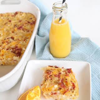 Favorite Breakfast Casserole.