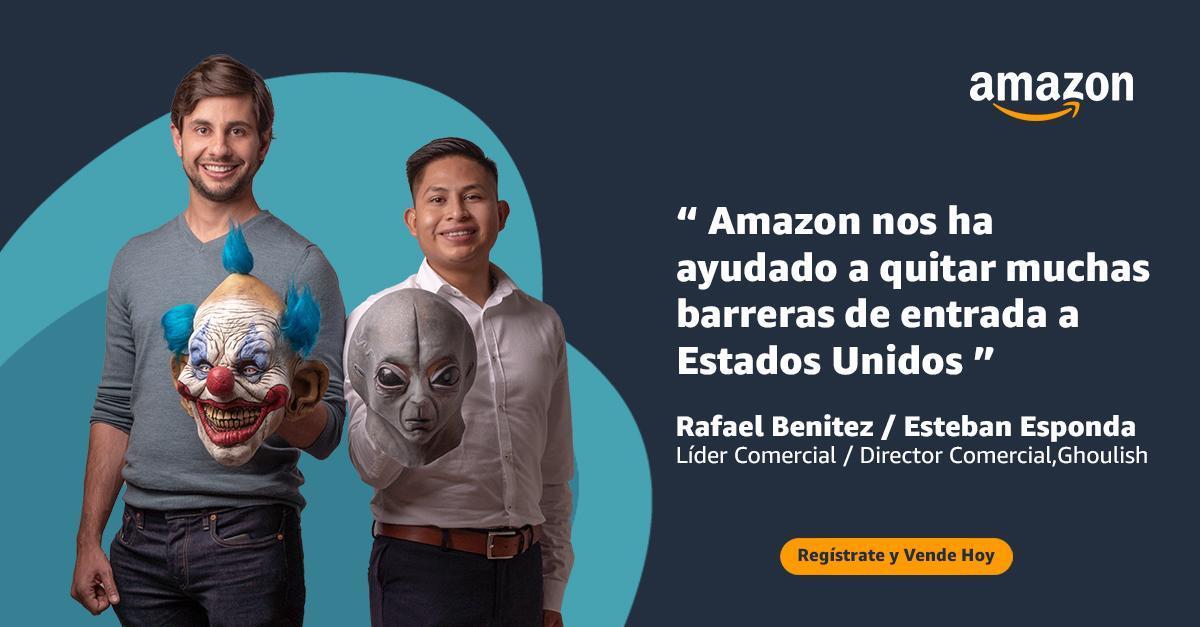 Vendedores Amazon
