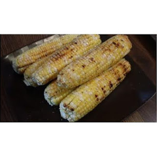 Grilled Corn on the Cob with Cajun Seasoning