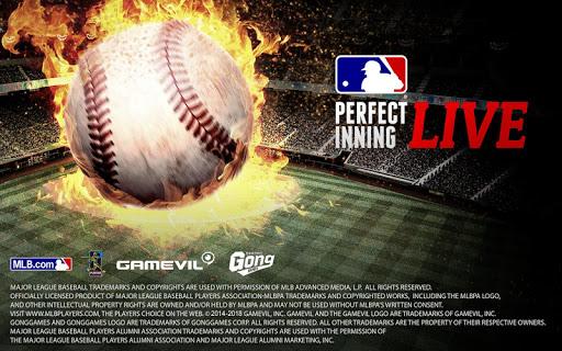 MLB Perfect Inning Live 1.0.8 screenshots 1