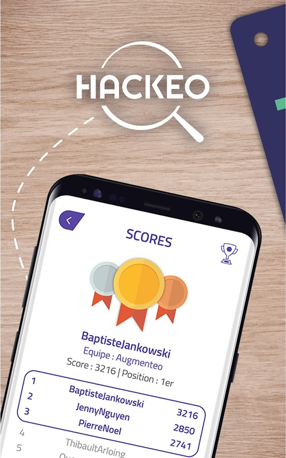 Hackeo- screenshot