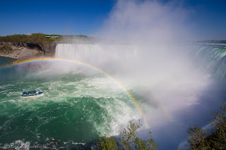 Photo: Horseshoe Falls, Niagara Falls, Ontario, Canada