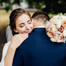 Wedding photographer Mikhail Ryabinskiy (mikkk1234). Photo of 24.10.2017