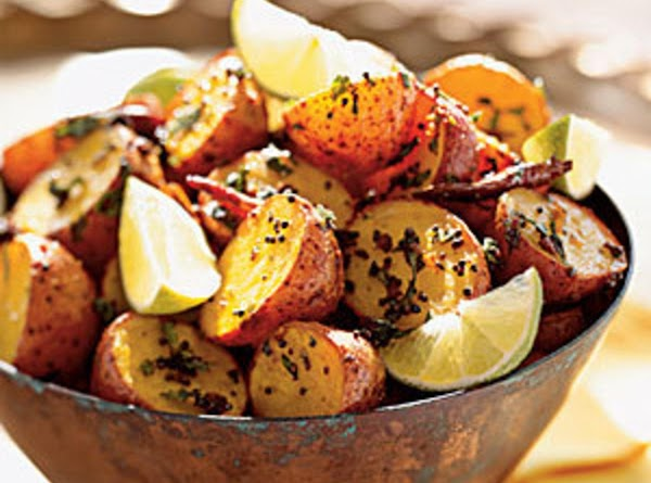 Rosemary Roasted Potatoes Recipe