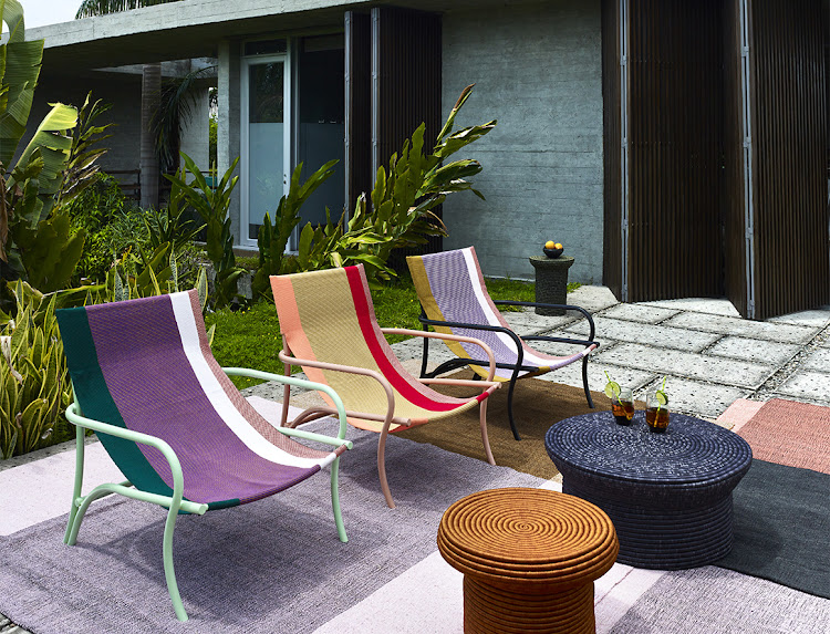 Ames Maraca lounge chair.