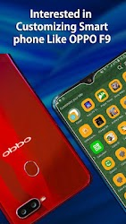 Tải Launcher & theme for OPPO F9 HD wallpapers 2019 cho Android