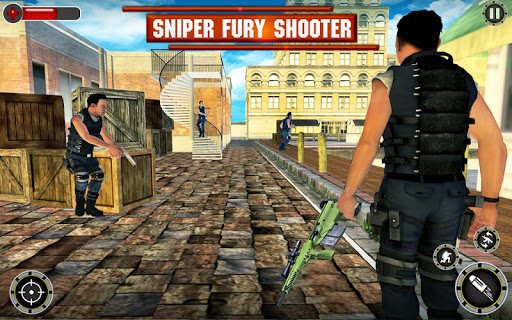 Sniper FPS Fury - Top Real Shooter- Sniper 3d 2018 1.0 screenshots 2