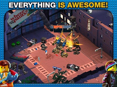 The LEGO ® Movie Video Game screenshot 11