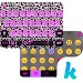 Glitter Cheetah Kika Keyboard icon