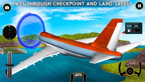 Airplane Flight Pilot Sim 3D 1.0 screenshots 7