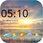 Rainy Weather Widget icon