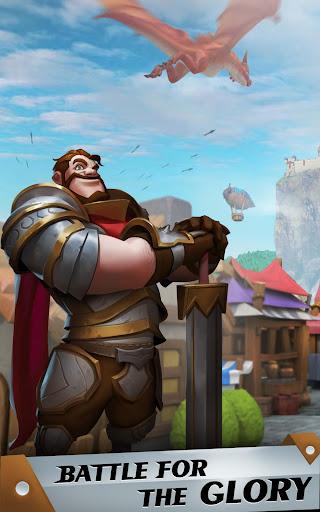 Blaze of Battle  screenshots 1