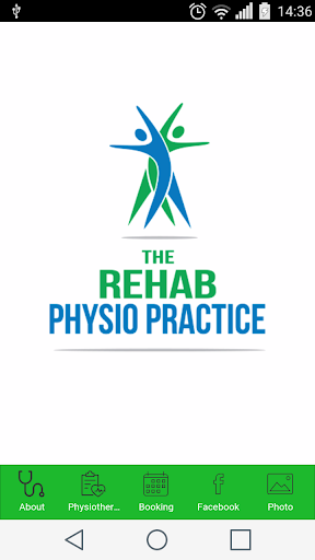The Rehab Physio