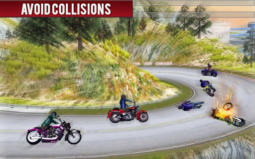 ud83cudfcdufe0fNew Top Speed Bike Racing Motor Bike Free Games 3.1 Screenshots 4