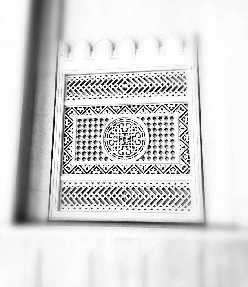 Particolare della Moschea di Lulu77