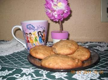 Grandmy's spiced sugar cookies.