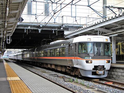 JR東海 383系「ワイドビューしなの」