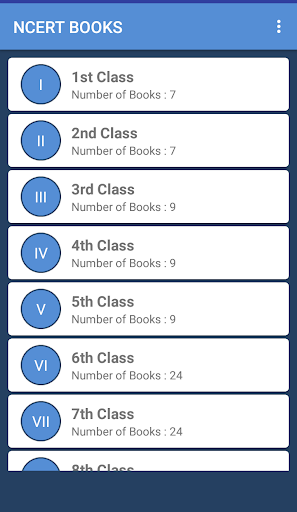 Download books - NCERT 1.0.4 screenshots 1