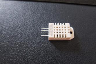 Photo: temperature sensor