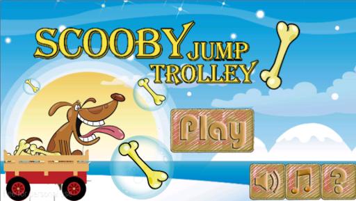Scooby Trolley Jump