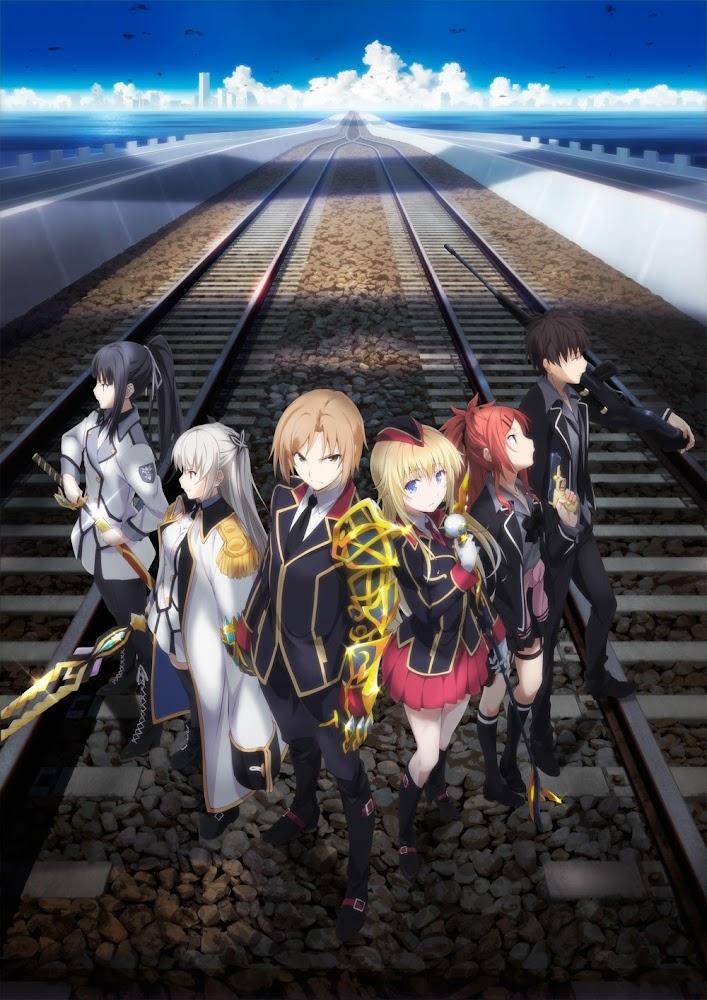 Anunciado el proyecto multimedia y anime para televisión Qualidea Code