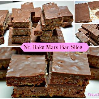 Mars Bar Slice.
