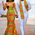 African Wedding Dresses icon